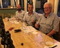 Verkostung Pinot Grigio - 21.07.2020